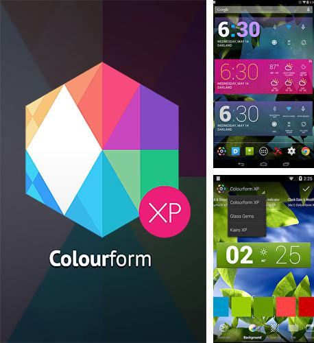 Download Colourform XP for Android phones and tablets.