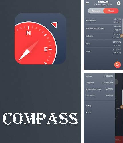 Download Compass for Android phones and tablets.