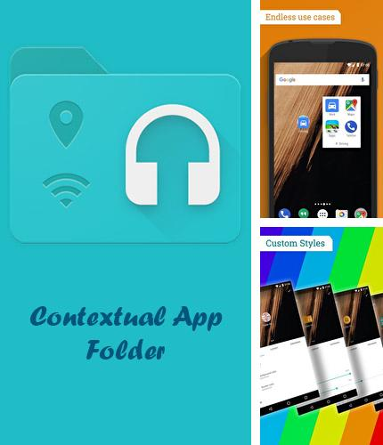 Besides Sports Tracker Android program you can download Contextual app folder for Android phone or tablet for free.