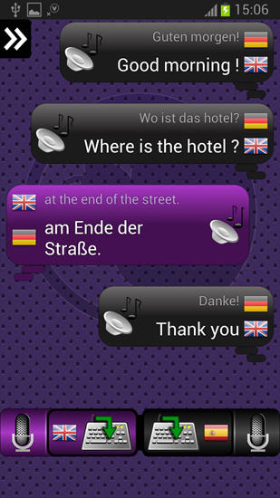 Language navi - Translator app for Android, download programs for phones and tablets for free.