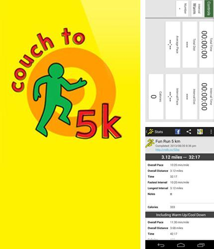 Download Couch to 5K by RunDouble for Android phones and tablets.