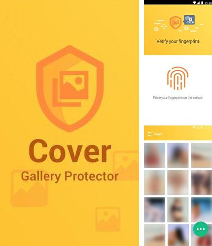 Descargar gratis Cover: Auto NSFW scan & Secure private gallery para Android. Apps para teléfonos y tabletas.