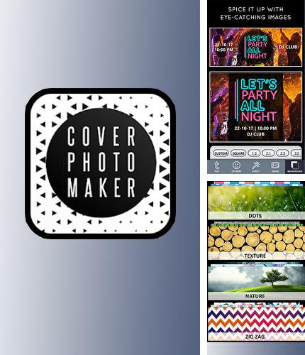 Download Cover photo maker for Android phones and tablets.
