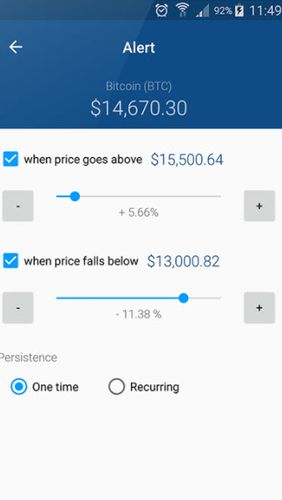 Screenshots of ClevMoney - Personal finance program for Android phone or tablet.