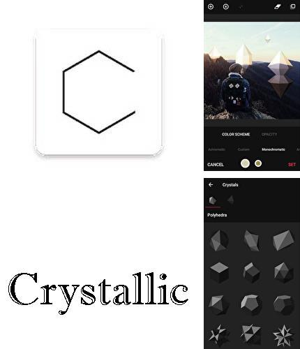 Download Crystallic for Android phones and tablets.