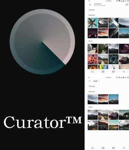 Besides Full Screen Caller ID Android program you can download Curator™ for Android phone or tablet for free.