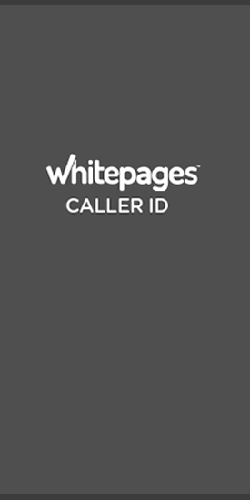 Whitepages Caller ID