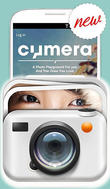 Download Cymera for Android - best program for phone and tablet.