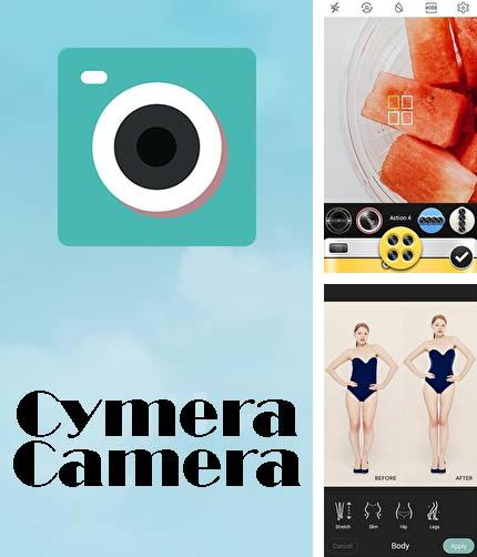 Descargar gratis Cymera camera - Collage, selfie camera, pic editor para Android. Apps para teléfonos y tabletas.