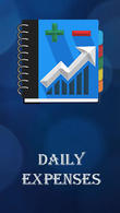 Download Daily expenses 2 for Android - best program for phone and tablet.