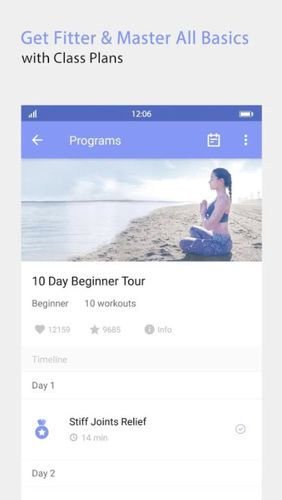 Download Daily yoga for Android for free. Apps for phones and tablets.