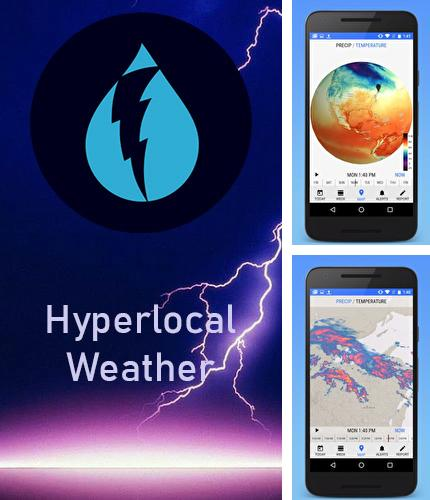 Dark Sky - Hyperlocal Weather