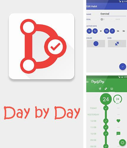 Descargar gratis Day by Day: Habit tracker para Android. Apps para teléfonos y tabletas.
