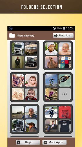 Download Deleted photo recovery for Android for free. Apps for phones and tablets.