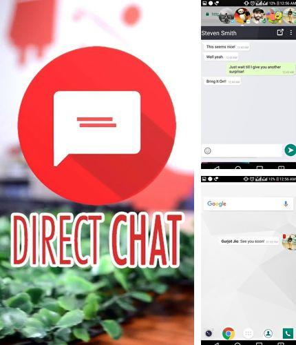 Download DirectChat for Android phones and tablets.