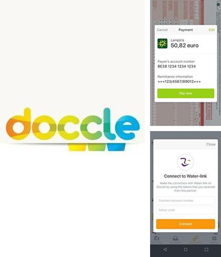 Download Doccle for Android phones and tablets.