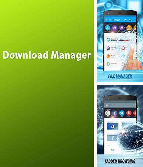 Besides Gaming mode - The ultimate game experience booster Android program you can download Download Manager for Android phone or tablet for free.