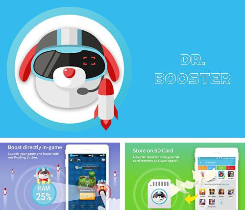 Descargar gratis Dr. Booster - Boost game speed para Android. Apps para teléfonos y tabletas.