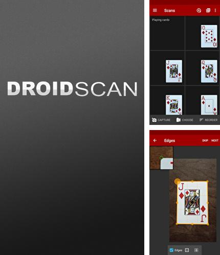Download Droid Scan for Android phones and tablets.