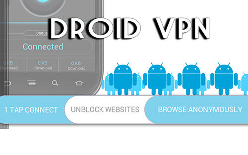 Droid VPN for Android – download for free