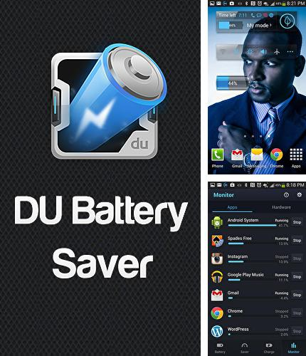 Besides Text Warrior Android program you can download DU battery saver for Android phone or tablet for free.