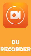 Download DU recorder – Screen recorder, video editor, live for Android - best program for phone and tablet.