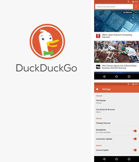 Download DuckDuckGo Search for Android phones and tablets.