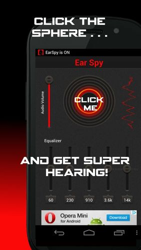 Download Ear Agent: Super Hearing Aid for Android for free. Apps for phones and tablets.