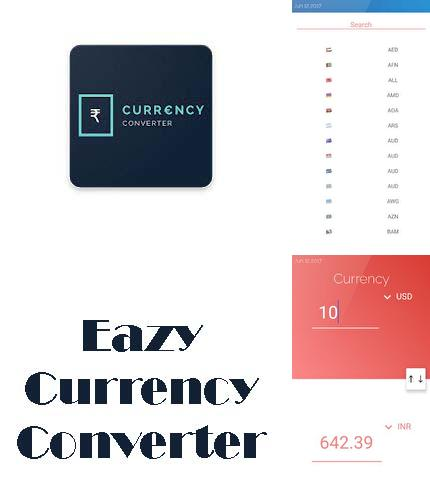 Besides Ask.fm Android program you can download Eazy currency converter for Android phone or tablet for free.