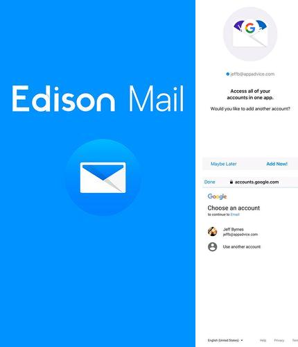 Besides BeNative: Speakers Android program you can download Edison Mail - Fast & secure mail for Android phone or tablet for free.