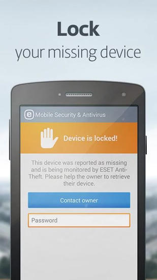 Screenshots des Programms Magic locker für Android-Smartphones oder Tablets.