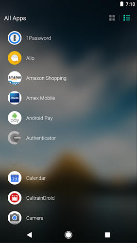 Evie Launcher app for Android, download programs for phones and tablets for free.