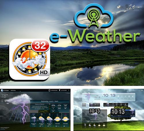 Download eWeather HD for Android phones and tablets.