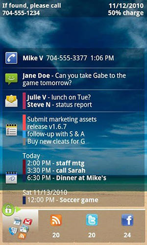 Sms scheduler app for Android, download programs for phones and tablets for free.