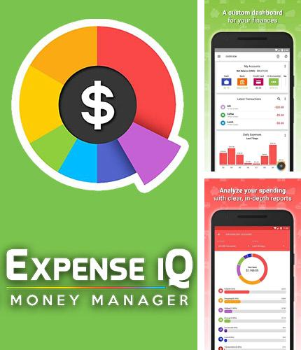 Expense IQ - Money manager