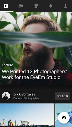 Download EyeEm - Camera & Photo filter for Android for free. Apps for phones and tablets.
