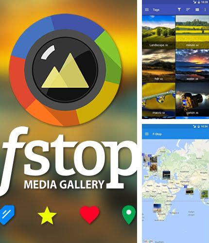 Besides KK Launcher Android program you can download F-Stop gallery for Android phone or tablet for free.