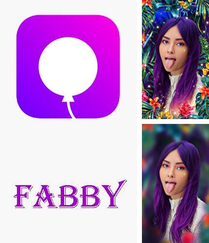 除了Spheroid icon Android程序可以下载Fabby - Photo editor, selfie art camera的Andr​​oid手机或平板电脑是免费的。