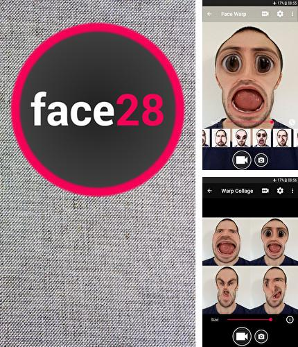 Besides Gboard - the Google keyboard Android program you can download Face28 - Face changer video for Android phone or tablet for free.