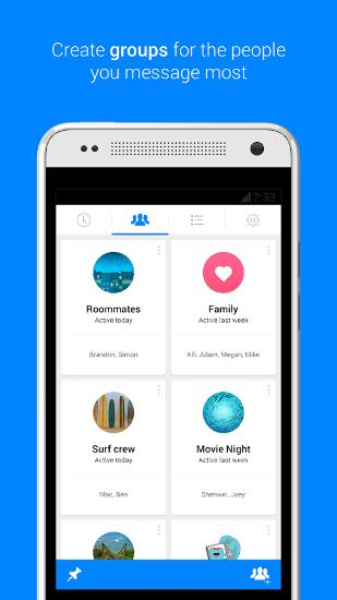 Download Facebook Messenger for Android for free. Apps for phones and tablets.