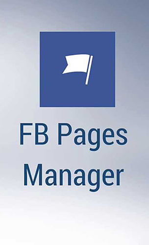 Facebook pages manager