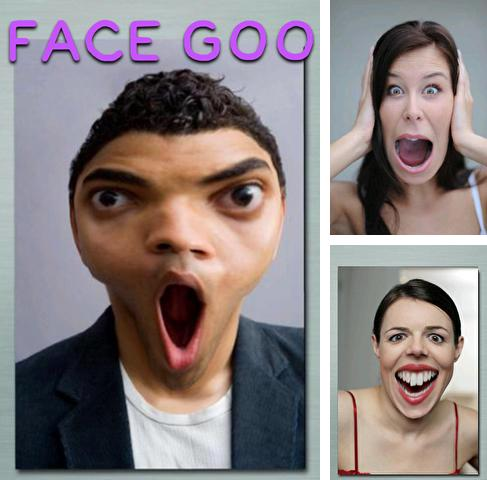 Besides WiFi Mouse Android program you can download Face Goo for Android phone or tablet for free.