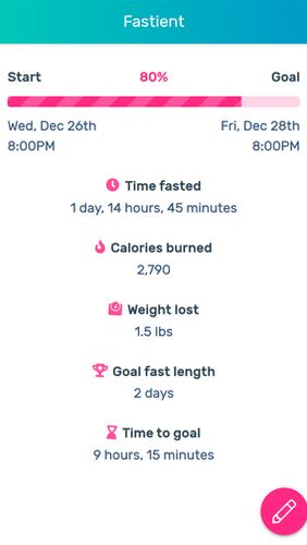 Download Fastient - Fasting tracker & journal for Android for free. Apps for phones and tablets.