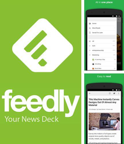 Download Feedly - Get smarter for Android phones and tablets.