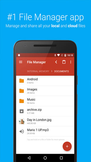 File Manager for Android – download for free