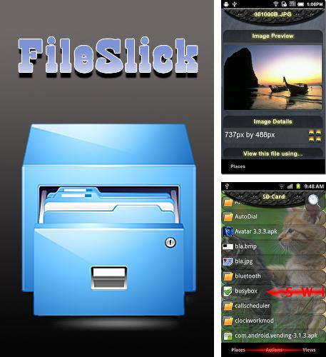 Download File slick for Android phones and tablets.