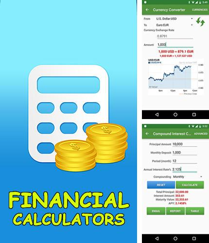 Download Financial Calculators for Android phones and tablets.