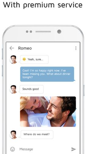 Screenshots of Find real love - YouLove program for Android phone or tablet.