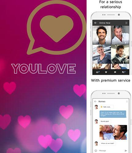 Besides Telecapsule: Time Capsule Android program you can download Find real love - YouLove for Android phone or tablet for free.