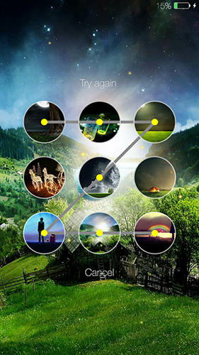Fireflies: Lockscreen app for Android, download programs for phones and tablets for free.